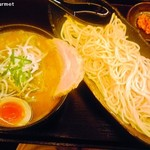 44685855 - ぱんどらつけ麺 味噌 (830円)