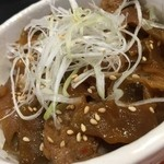 鐙 - 豚ザーサイご飯