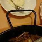 スペイン食堂 ヨシムタ - アホソース