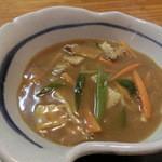 Hayashiya - カレーうどん880円