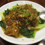 福満園 - 牛バラ肉の柔らか煮