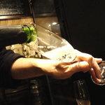 めがね食堂 - 100710乾杯