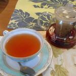 エルム - ドリンク写真:紅茶