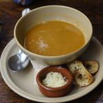 ブレッツカフェ クレープリー - ポタージュスープ