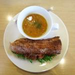 SONKA - 食べるスープ、BLT