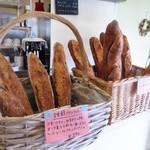 SONKA - メニュー フランスパン