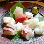 Oosugi - お造り盛合せ