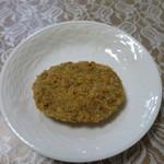 肉のネムラ - メンチカツ
