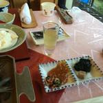 旅行人山荘 - 黒酢