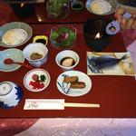 旅行人山荘 - 朝食