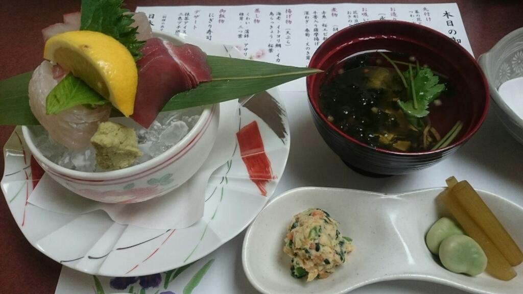 日本料理柏木