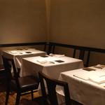 MASA'S KITCHEN - テーブル席