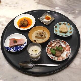 MASA'S KITCHEN 恵比寿 - 前菜
