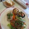 花・ふらんす食堂やまもと - 料理写真:
