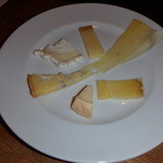 Cucina e Bar Aino - チーズ盛り合わせex