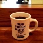 スタンダードコーヒー 山王店 - ブレンドコーヒー