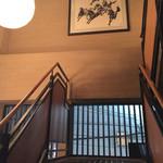 神戸五臓六腑 - 2階廊下
