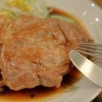 シュガー&スパイス - 料理写真:とんてきダブル