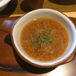 44696655 - セットメニューのスープ