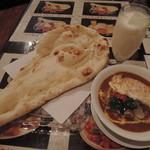 PIMA - 料理写真:チキンマサラカレー