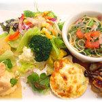 RESTAURANT+CAFE  Dahlia - ワンプレートランチ