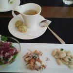 4470389 - 前菜とスープ