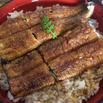 44700884 - 共水 鰻丼¥3980
