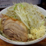 ラーメン神豚 - 小ラーメン(コールニンニク)¥750円