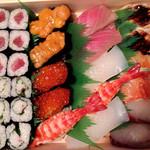 清寿司 - まさにすし詰め