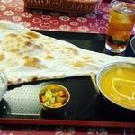 インドネパール料理 ぱーるばてぃ -