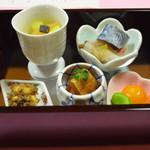 日本料理 茶寮このみ - 前菜