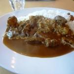 まきばレストラン - ビーフカレー