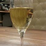 44707209 - ハウスワインはフランス産の白がサンヴァンサン ブラン380円