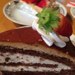 44707867 - ケーキ♪