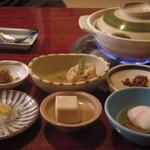44708292 - 湯豆腐セット