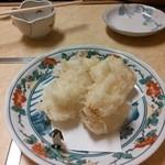 かまくら - 玉ねぎの天ぷら