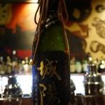 44709906 - (2015/9月)「城陽酒造 純米大吟醸 原酒袋搾り 雫」