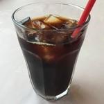 みはらし茶屋 - 有機栽培コーヒー(アイス)