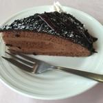 みはらし茶屋 - ショコラムースケーキ
