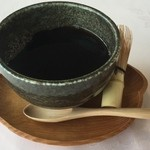 みはらし茶屋 - ドリンク写真:有機栽培コーヒー(ホット)