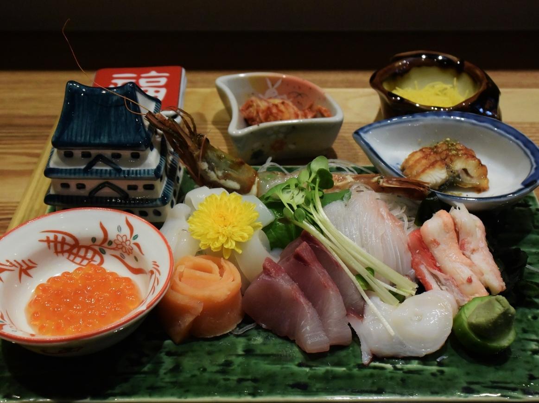 町屋ごはん 根菜料理と市場直送のお魚 東山やつはし