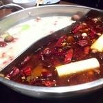44711366 - 二種スープでいただきます