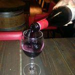 Spain Bar Sol - 2015年のボージョレ・ヌーボーも試してみてください。フルーティーでさわやかなお味。