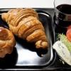 アトリエ菓舎 - 料理写真:クロワッサンとブリオッシュで自家製朝食