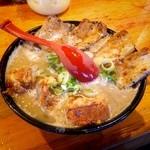 44712494 - マキシマム・ザ・ チャーシュー麺