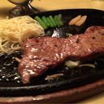 牛亭ステーキハウス - 料理写真: