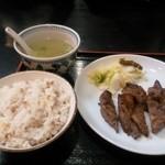 44712717 - 牛タン焼き定食