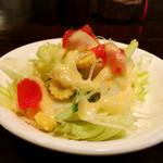 キッチン 今村亭 - サラダ(ランチ)