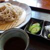 恵 - 料理写真:ざる蕎麦・・・どこかで・・・