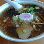 まるじん食堂 - 料理写真:H27年11月、ラーメン(650円)